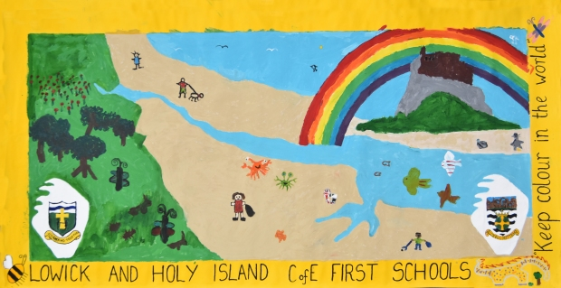 Lowick and Holy Island C of E First Schools, Louise Underwood, environment,
